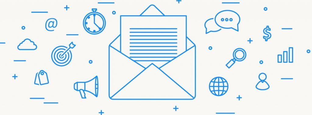 Nurture email campaign image