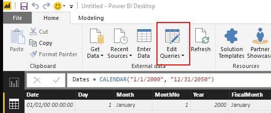 Auto-generating Date Tables in Power BI Desktop - Inviso